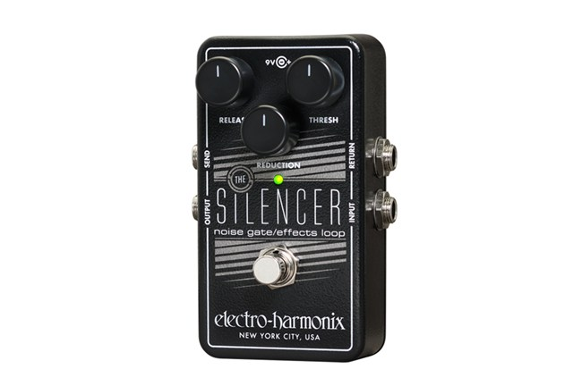 Silencer Electro-Harmonix Effects Pedal Heid Music