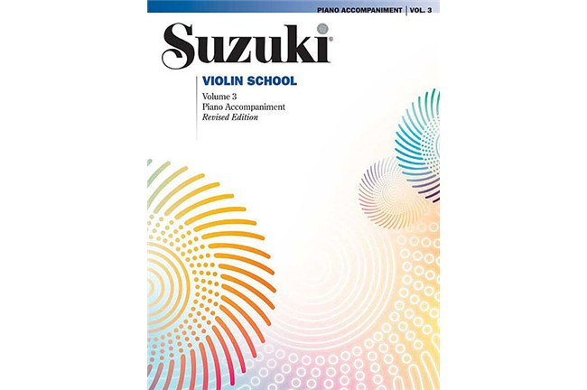 2111C6, Violin School 3 Revised, Suzuki