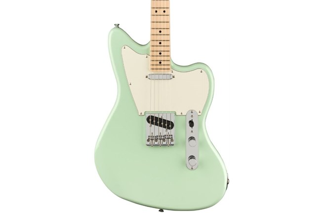 Squier Paranormal Offset Telecaster - Surf Green