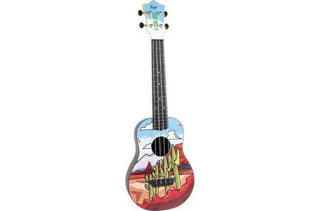 Flight U Can Uke Signature Concert Ukulele