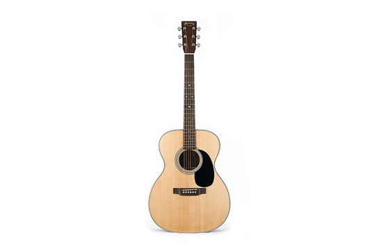 000-28 Martin Acoustic Guitar - Front