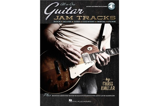 All In One Guitar Jam Tracks