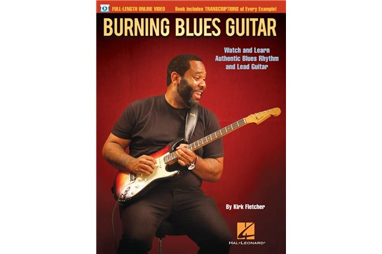 Burning Blues Guitar