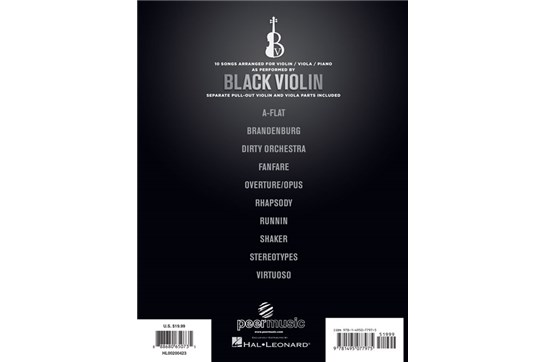 Black Violin Collection | Heid Music