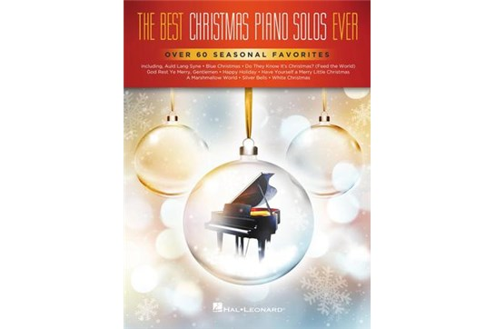 Best Christmas Piano Solos Ever