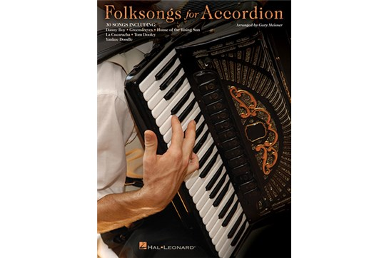 Folksongs for Accordion