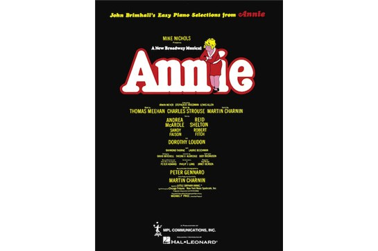 Annie Broadway Easy Piano