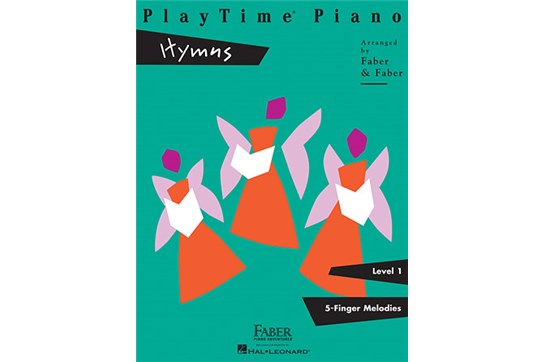 Playtime Piano Hymns (Level 1)