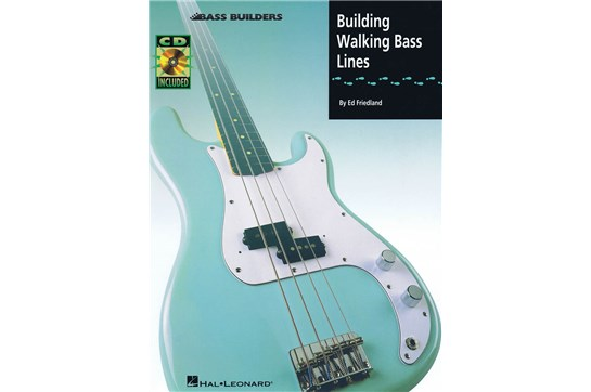 Building Walking Bass Lines