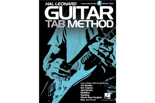 Hal Leonard Guitar TAB Method – Book 2 | Heid Music