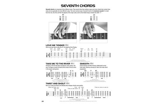 Hal Leonard Guitar TAB Method – Book 2 | Heid Music