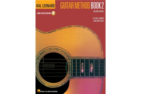 Hal Leonard Guitar Method 2