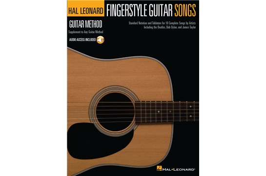 Fingerstyle Guitar Songs TAB | Heid Music
