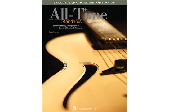 All Time Standards GUITAR TAB