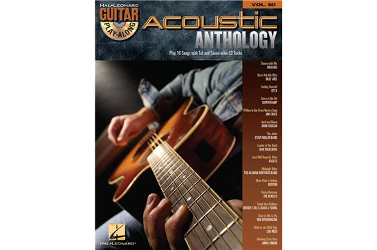 Acoustic Anthology