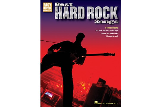 Best Hard Rock Songs