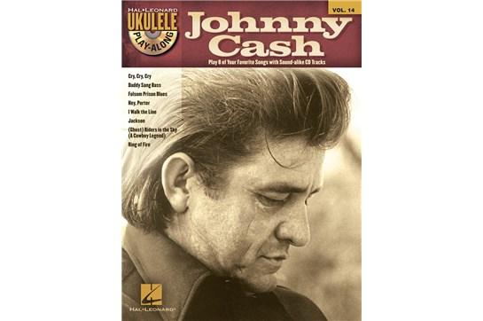 Johnny Cash Ukulele Play Along | Heid Music