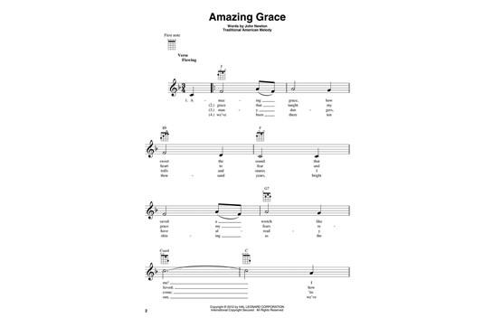 Gospel Hymns for Ukulele   Heid Music