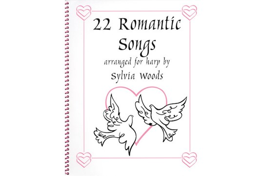 22 Romantic Songs for the Harp