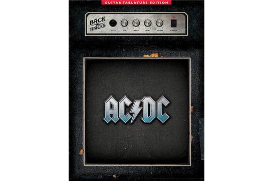 AC DC Backtracks GTR TAB, HL