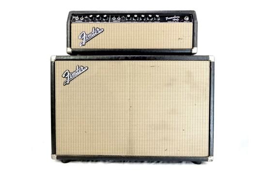 Vintage 1964 Fender Tremolux W Cabinet
