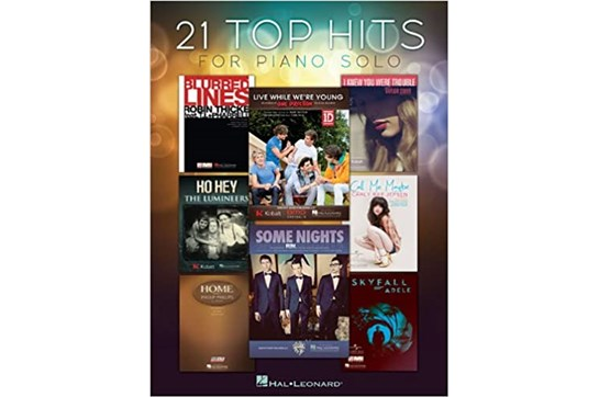 21 Top Hits for PS