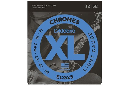 D'Addario  XL Chromes Guitar Strings
