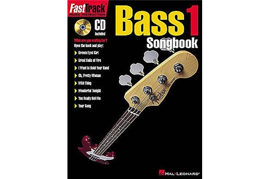 FastTrack Bass Songbook Level 1 Heidmusic