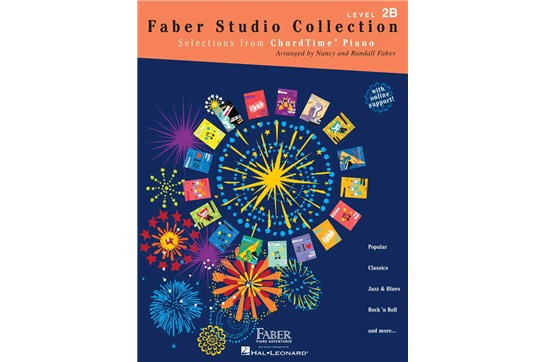 Faber Studio Collection: Selections from ChordTime Piano