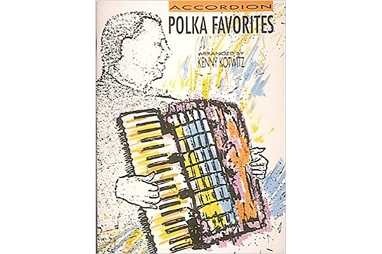 Polka Favorites Accordian