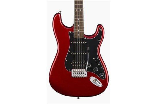 Squier Affinity HSS Stratocaster Pack (Candy Apple Red