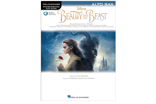 Beauty and the Beast (Alto Sax)