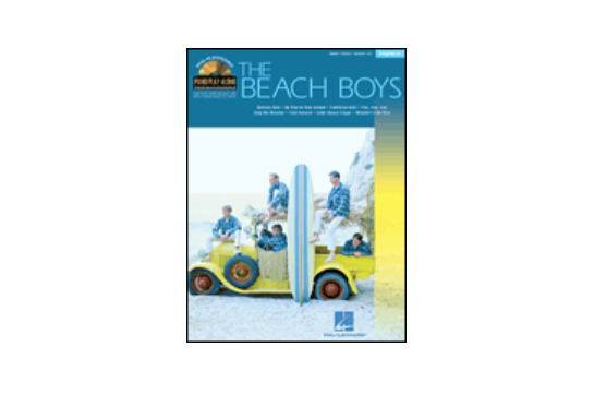 The Beach Boys Piano Play Along