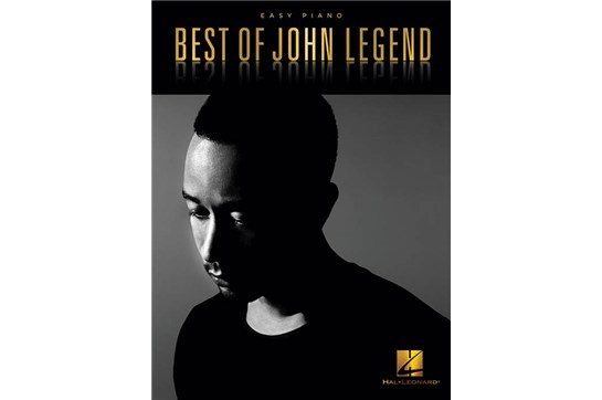 Best of John Legend for Easy Piano Sheet Music