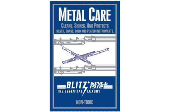 Blitz Metal Care Cloth