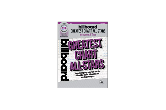 Billboard Greatest Chart All Stars (Viola)