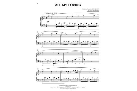 The Beatles for Easy Classical Piano | Hal Leonard | Heid Music