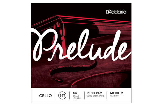 Cello string set