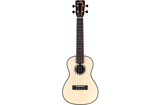 Cordoba Tenor Uke Striped Ebony