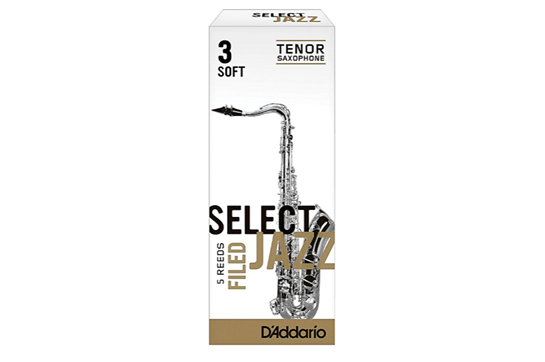 Select Jazz Tenor Sax Reeds 3S