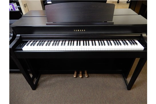 Used Yamaha Digital Piano : used yamaha clavinova clp545 console digital piano with bench clavinova heid music ~ Hamham.info Haus und Dekorationen