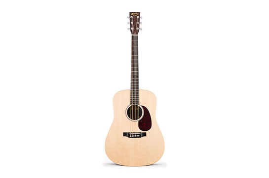 Martin acoustic guitar DX1RAE Solid Spruce heidmusic