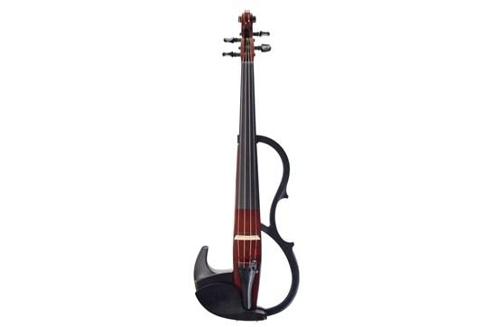 Violine Geige Silent EQ Pickup System mit Piezo Set für elektrische Violine