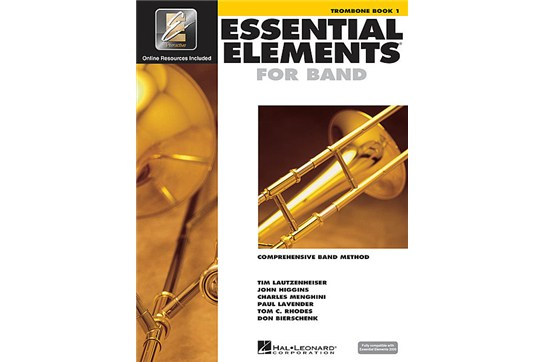 Essential Elements Trombone Lesson Book 1