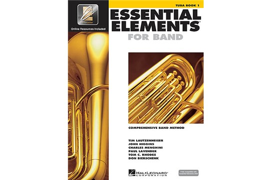 Essential Elements Tuba Lesson Book 1