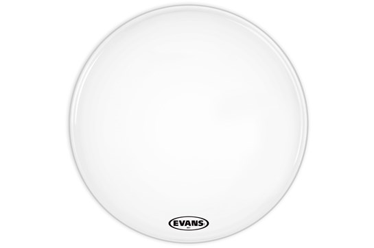 "Evans 28"" Head White MX1"