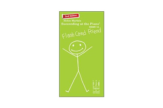Flash Card Friend, Succeeding at the Piano 1A