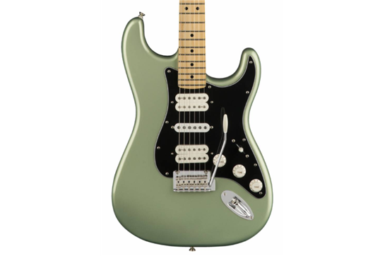 HSH Fender Player Strat