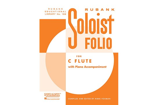 Solist Folio for Flute WSMA Solo Ensemble