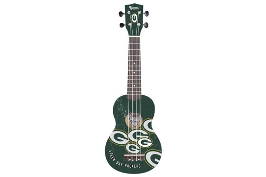 Green Bay Packer Uke Ukulele